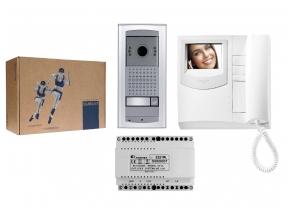 Video telefonspynė (domofonas) komplektas EX3252AGLE