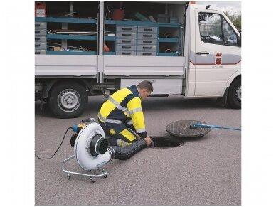 Pramoninis mobilus ventiliatorius N24 3