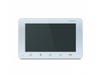 7 colių monitorius tinkamas IP telefonspyniai - Slinex  SM 07M W