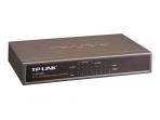 TP-Link TL-SF1008P komutatorius PoE 8x10/100Mbps (4xPoE)