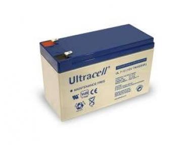 Akumuliatorius Ultracell 12V 7Ah