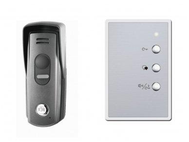 Audio telefonspynės (domofono) komplektas Farfisa 1SEK/A