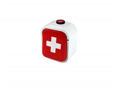 Belaidis mygtukas su atmetimo funkcija (alarm/reset) Gorke PNH-201C 4