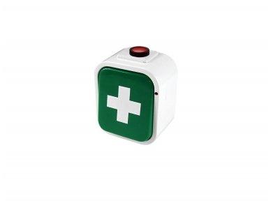 Belaidis mygtukas su atmetimo funkcija (alarm/reset) Gorke PNH-201C 5