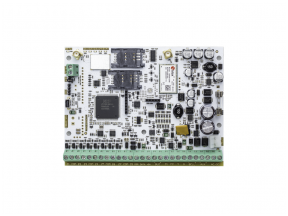 ESIM384 Eldes hibridinė apsaugos sistema su GSM/GPRS ir galimybė jungt belaidžius jutiklius