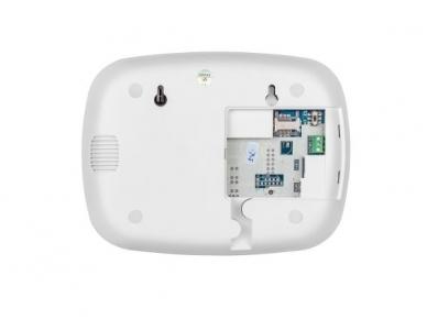 GSM Belaidė apsauginės signalizacijos centralė klaviatūra 2 in 1 H2.10 3