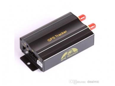 GSM siųstuvas transporto priemonės signalizacijai