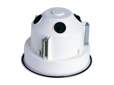 Dūminis gaisro jutiklis įleidžiamas BOSCH FCP-0 500 komplektas - baltas 3