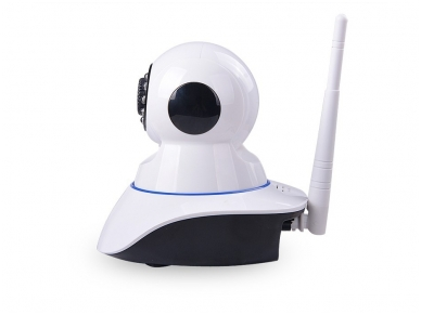 Belaidė IP video kamera - wi-fi signalizacijos sistema 2 in 1 2