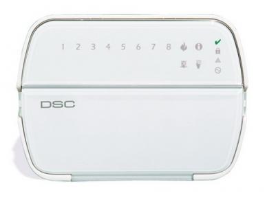 DSC Klaviatūra PK5508 2