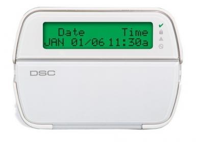 DSC Klaviatūra RFK5500 2