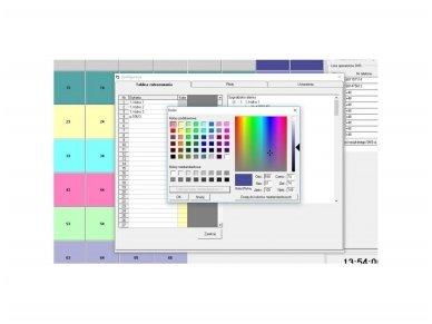 Programinė įranga su staliniu All-In-One kompiuteriu Gorke SPA-1000T 9