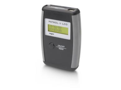 Sargų kontrolės sistema PATROL II LCD