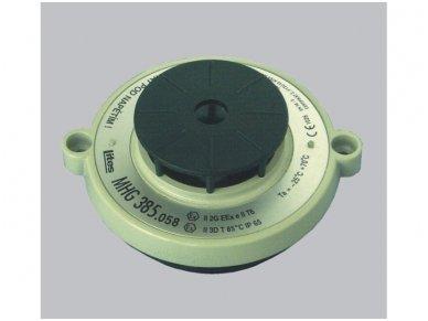 Sprogių aplinkų gaisro konvencinis temperatūrinis daviklis (detektorius) Lites MHG 385.059