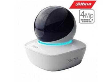Valdoma IP Wi-Fi 4mgpx Dahua IPC-A46 vaizdo kamera - auklė