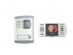 Video telefonspynės komplektas EH9161PLCW