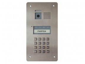 Video telefonspynė (domofonas) daugiabučiams - Farfisa Duo TD2000R