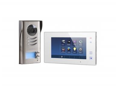 Video telefonspynė (domofonas) komplektas 1SEK2M